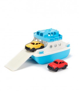 Ferry con mini-coches
